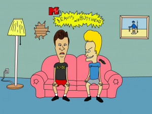Watch Beavis and Butthead free videos, episodes and games