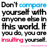 funny becoming yourself quotes compare funny being saying a girl do ...