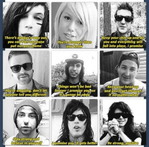 band members quotes