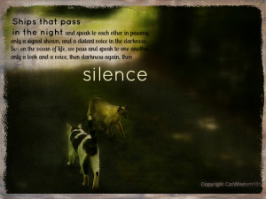 cats-quotes-ships pass in the night-longfellow
