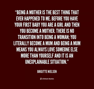 Best Quotes About Being a Single Mom
