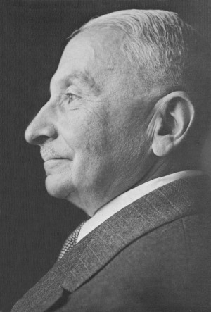 Eulogy for Ludwig von Mises (1881–1973)]