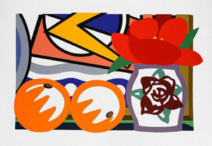 Tom Wesselmann - Still Life