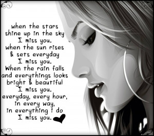 Miss You Quotes. .Cute Baby Daddy Quotes