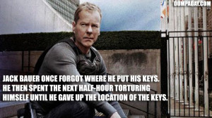 Hahaha!!! Gotta Love Jack Bauer :D