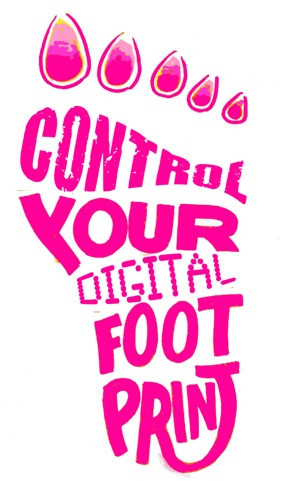 ... digital footprint refers to your presence on the internet, it can be
