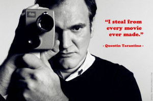 Quentin Tarantino -- Writer / Director
