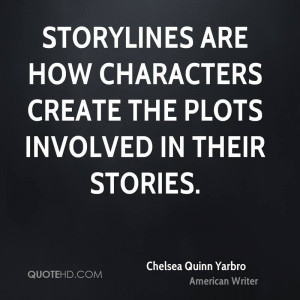 Chelsea Quinn Yarbro Quotes