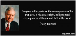 More Harry Browne Quotes