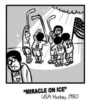 Miracle On Ice Quotes 1980 usa hockey miracle on ice.