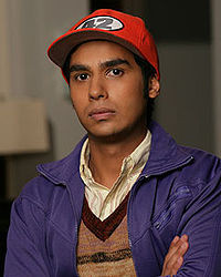 Big Bang Theory Raj Koothrappali