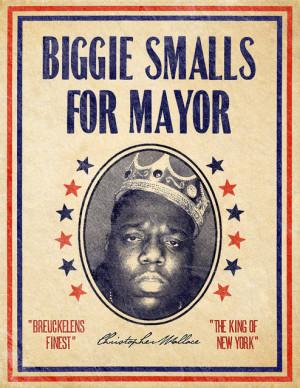 Biggie Smalls Lyrics...