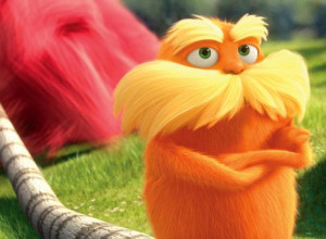 The Lorax Quotes 2012 Movie