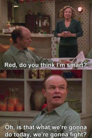 That 70s Show - Red!