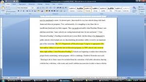 Mla essay quote citing