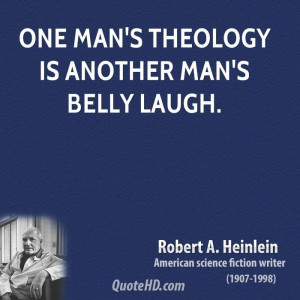 Robert A. Heinlein Religion Quotes | QuoteHD