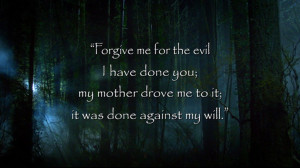 ... Broken Heart: Love Sick Love Quote And The Picture Of The Scary Forest