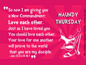Happy Thursday Quotes Facebook Happy Maundy Thursday Quotes