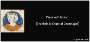 Quotes About Honor Quote