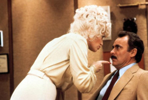 NINE TO FIVE, (aka 9 TO 5), Dolly Parton, Dabney coleman, 1980, TM ...