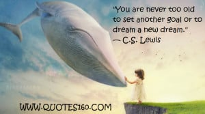 Best Inspirational Quotes By C.S.Lewis