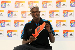 in this photo david rudisha david rudisha of kenya poses during a