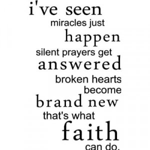 that s what faith can do wall quotes art sayings vinyl decals