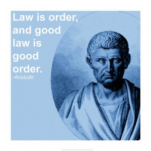 the trouble with law is lawyers picture quote 1