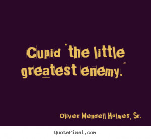 Cupid Enemy Quotepixel