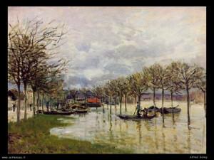 Alfred Sisley Biografia E Opere