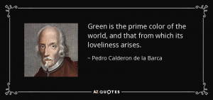 30 QUOTES FROM PEDRO CALDERON DE LA BARCA | A-Z Quotes