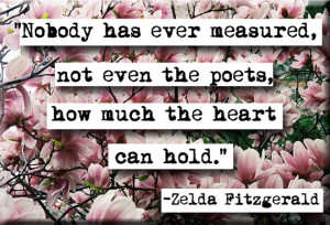 Zelda Fitzgerald Quote Magnet or Pocket Mirror (no.238)
