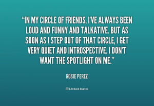 Circle Of Friendship Quotes Preview quote