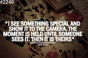 Vintage Photography Quotes
