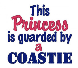 Instant Download: This Princess is Guarded by a Coastie or Solider ...