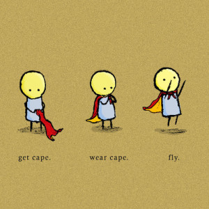 funny,sweet,fly,super,hero,cape,drawing,comic,cute ...