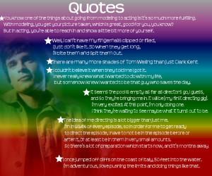 Smallville Clark Kent Quotes