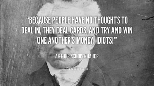 Dealing with Idiots Quotes