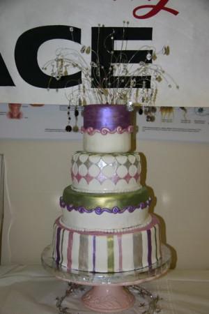 80th 90th birthday cakes