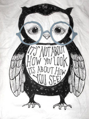 cute, inspirational, lesson, life, owl, quote, text, true
