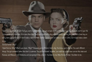 Bonnie and Clyde ~