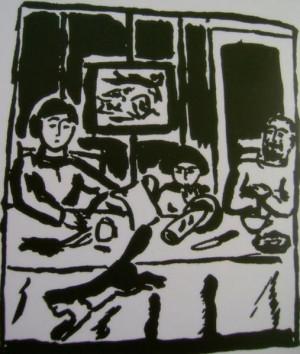 Mitsou Balthus