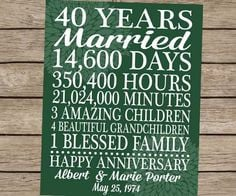 ... 10th 20th 30th 40th 50th Anniversary #quotes #weddings #anniversary