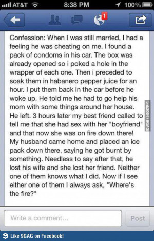 Cheating Husband Quotes Catch a cheating husband?