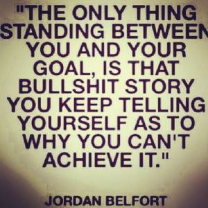 Jordan Belfort The Wolf of Wall Street: Wisdom Quotes, Wolves, Jordans ...