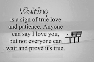 Motivational quotes about patience