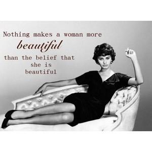 Sophia Loren. Perfect for my tween daughter right now.