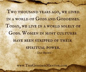 ... : Goddess , Quotes Tagged With: Divine Feminine , Empowered Goddess