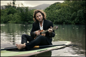 Pearl Jam's Eddie Vedder releases new album, launches solo tour