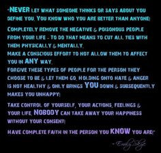 Quotes About People In Your Life That Matter